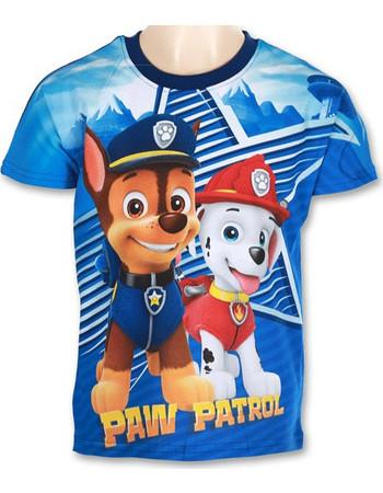 Παιδικό Μπλουζάκι Paw Patrol Μπλε Χρώμα Nickelodeon 25cd85f3a92
