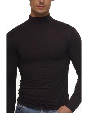 ce31afcb1689 Helios ανδρικό μπλουζάκι ζιβάγκο με μακρύ μανίκι Λευκό
