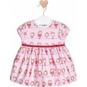 Φορεμα σταμπωτο Mayoral 1802860 - παστελ 0335f6b7435