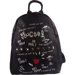 7711eb91c8 Cooway Bags Γυναικεία Τσάντα Backpack VALERINE -998-983 Μαύρο H6989989541  coolway valerine mauro