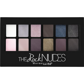 Maybelline The Nudes Rock Palette