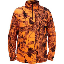 Μπλούζα GAMO BENASQUE FLEECE Πορτοκαλί Παραλλαγή 5d1d9b84562