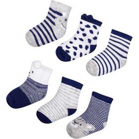Βρεφικές Κάλτσες Σετ Mayoral 29-09053-053 Μπλε Αγόρι e5c924619f1