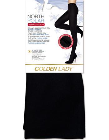 Καλσόν North Polar Golden lady ισοθερμικό (3ppp) Μαύρο 8300081781938 1da9eaca08e
