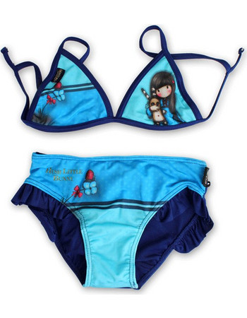 6772175587e Παιδικό Μαγιό Μπικίνι Santoro Gorjuss Γαλάζιο-Μπλε Χρώμα