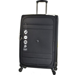 a90517ccb7 Delsey Indiscrete 78cm Black