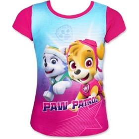 e16f4799333 Παιδική Μπλούζα Paw Patrol Ροζ-Γαλάζιο Χρώμα Nickelodeon