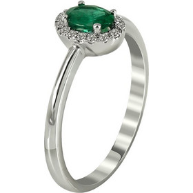 Μονόπετρο Δαχτυλίδι Ροζέτα Με Διαμάντια Brilliant K18 DX96624 bae0988c4c6