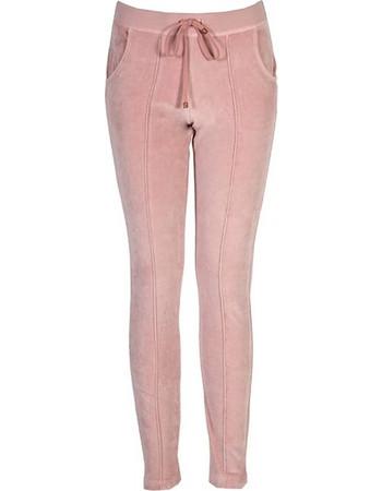 Παντελόνι βελουτέ με ραφή Sugarfree 883118 - millenium pink 26b9a27df41