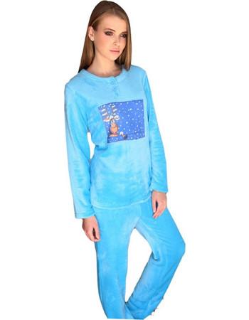 Lydia Creations Εφηβική Πυτζάμα Κορίτσι Reindeer Ρόζ 359aa6c5e84