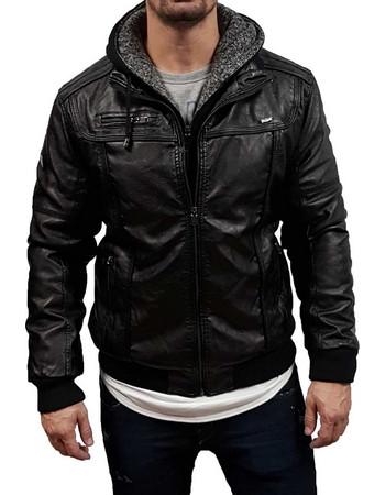 Tresor - 2880 - Black - Μπουφάν c93c006e607