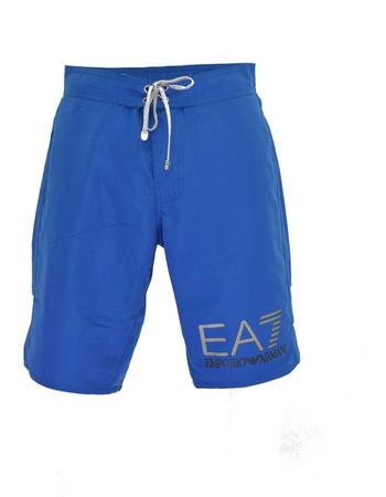 7b22296a519a Μαγιό μακρύ βερμούδα Emporio Armani EA7 9020067P738 - μπλε έντονο