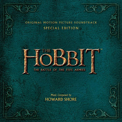 THE HOBBIT: THE BATTLE OF THE FIVE ARMIES - ORIGINAL MOTION PICTURE SOUNDTRACK Special Edition (2 AUDIO CDs) - IMPORTED / ΕΙΣΑΓΩΓΗΣ