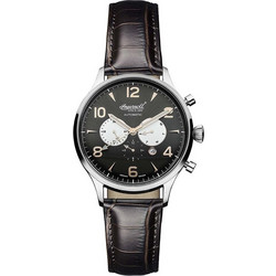 Ingersoll Golden AGE Automatic Black Leather Strap IN1309BK b5b362cd56b