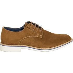 3d73d8b29265 Ανδρικά κάμελ σουέντ δετά παπούτσια Casual EL0634