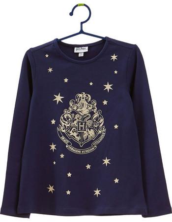OVS παιδική μπλούζα μπλε σκούρα Harry Potter με οικόσημο - 000318756 - Μπλε  Σκούρο 18a86081eb2