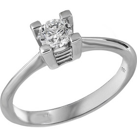 Μονόπετρο δαχτυλίδι με διαμάντι Κ18 030956 030956 Χρυσός 18 Καράτια cf8aab5f4d3