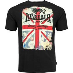 12267d8ee559 Lonsdale T-Shirt Hadley