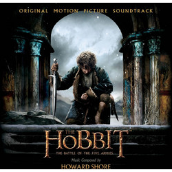 THE HOBBIT: THE BATTLE OF THE FIVE ARMIES - ORIGINAL MOTION PICTURE SOUNDTRACK (2 AUDIO CDs) - IMPORTED / ΕΙΣΑΓΩΓΗΣ
