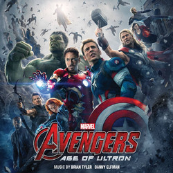 AVENGERS 2: AGE OF ULTRON - THE ORIGINAL MOTION PICTURE SOUNDTRACK (AUDIO CD) - IMPORTED / ΕΙΣΑΓΩΓΗΣ