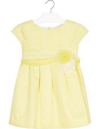 Παιδικό Φόρεμα Mayoral 29-03912-071 Κίτρινο Κορίτσι 9891616dac9