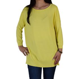 3a665fdcebda Γυναικεία Πλεκτή Μπλούζα Toi Moi 70-3387-18 Κίτρινη toimoi 70-3387-18. Toi    Moi