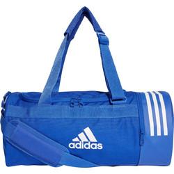 addd84bf91 Adidas Performance Convertible 3-Stripes Duffel Bag Small DT8646