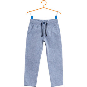 054fa51870f Παιδικό παντελόνι λινό Melange OVS - 000182866 - Ανοιχτό Γαλάζιο
