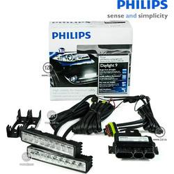 Philips LED Φώτα Ημέρας LED DayLight 9 12831WLEDX1 d8e3d5564c0