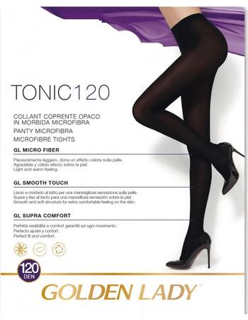 Καλσόν Golden Lady TONIC 120 (110ppp) Μαύρο 8033604181938 554f8a96c56