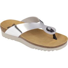 739916509a4 Scholl Kenna Γυναικεία Ανατομικά Παπούτσια Ασημί 1 Ζεύγος. Διατηρούν το πόδι  στη σωστή θέση,