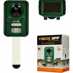 e42c0e29e6c1 Συσκευή Απώθησης Μικρών Ζώων με Υπερήχους και Ηλιακό Συλλέκτη Προστασίας  Κήπου για Σκύλους