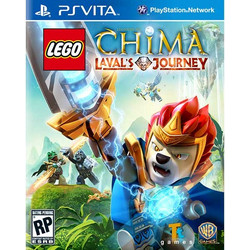 Lego Legends of Chima Laval's Journey - PS Vita