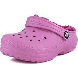 Classic Lined Clog K Crocs 203506 Ροζ CROCS 9e7399f6d35