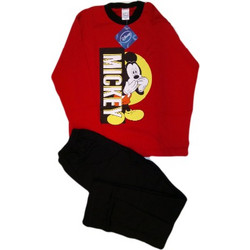 Πυζάμα αγοριών Minerva Disney (60977) Κόκκινο-Μαύρο 5206821529255 e36d6aeb580