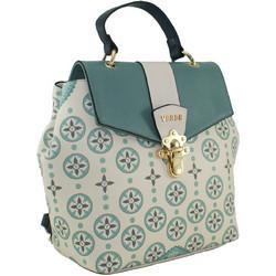 2acf904c59 Γυναικεία τσάντα σακίδιο Verde 16-0005054 σε μπλε χρώμα