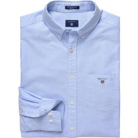 106d63bc0c04 Gant ανδρικό πουκάμισο Oxford σε κανονική γραμμή - 3046000 - Γαλάζιο