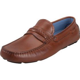 9b551e2638f Ανδρικά Δερμάτινα Μοκασίνια Boss L6095 Tabba Antik. Boss Shoes