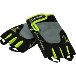 Γάντια Γυμναστικής Γυναικεία Ladies Line X-Fit 03-309-002 b21b38751cf