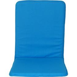 089fa887711 Μαξιλαράκι Καρέκλας BAMBOO Με Πλάτη Τυρκουάζ 65x120cm