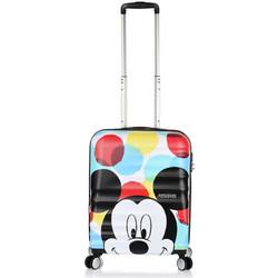 932271d826 American Tourister Wavebreaker Disney 55cm 4 Wheels Mickey Close-Up