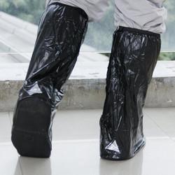 Αδιάβροχες Γκέτες - Καλύμματα Παπουτσιών για Βροχή με Φερμουάρ - Waterproof  Shoe Cover with Zipper d8b26c4b55e