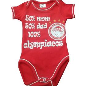 Κορμάκι Ολυμπιακός 50965018 Κόκκινο ΟΛΥΜΠΙΑΚΟΣ 1ecfd6bb3e3