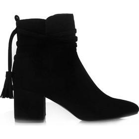 deb7275da75 Exe Shoes Γυναικεία Παπούτσια Μποτάκια 095-CHERRY-590 Μαύρo Καστόρι  H3700095300405 exe shoes 095
