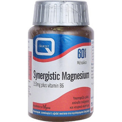 Quest Synergistic Magnesium 150mg 60s