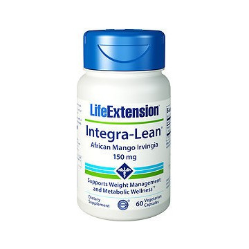 Life Extension Integra Lean Irvignia 150mg 60s