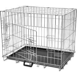 aa493a3d2b30 μεταλλικα κλουβια σκυλου - Μεταφορά Κατοικιδίων