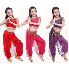Παιδική στολή χορού Oriental 7700 1454c729666
