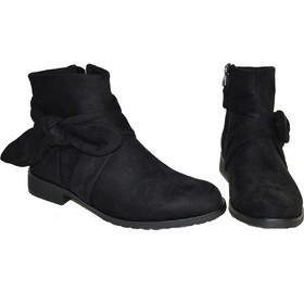 μποτακια γυναικεια φθηνα - Γυναικεία Μποτάκια Flat Ideal Shoes ... 5479b4fbbb3