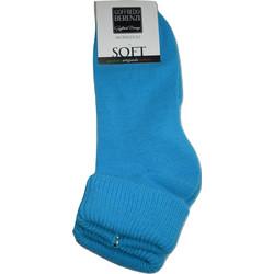 Γυναικείες ισοθερμικές κάλτσες γυριστές Ανγκορέτα Τυρκουάζ Goffredo Berenzi  GOFFREDO BERENZI 299ad13b301